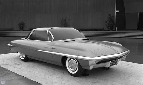 Pontiac XP-92 1959 Concept - GMPhotoStore