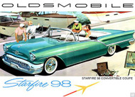 Oldsmobile Ad Poster