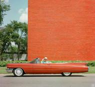 1962 Cadillac Poster