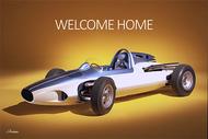 CERV I 1960 Chevrolet Poster