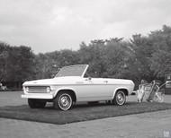 1962 Chevrolet XP-748 Blazer Concept Poster