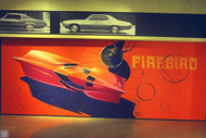 1970.5 Firebird Program Poster