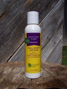 Moisture Care, our finest hypoallergenic natural cream!