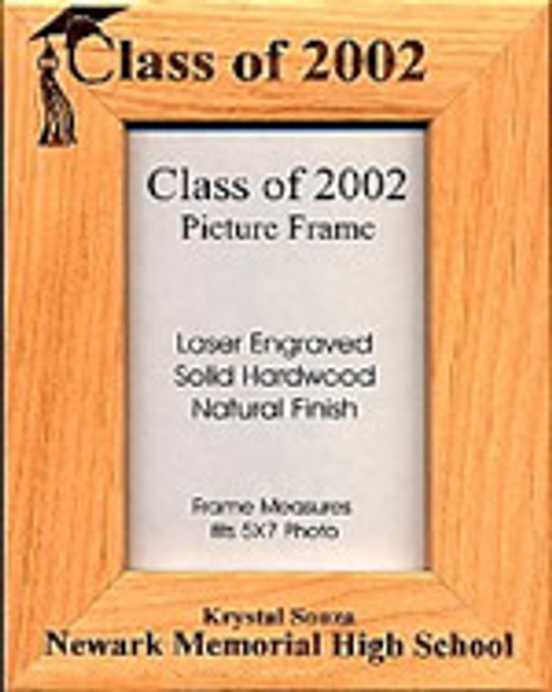 Personalized Graduation Picture Frame