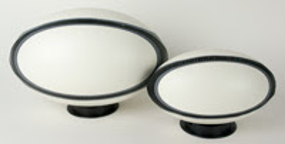 Full Size Rugby Balls with black edging