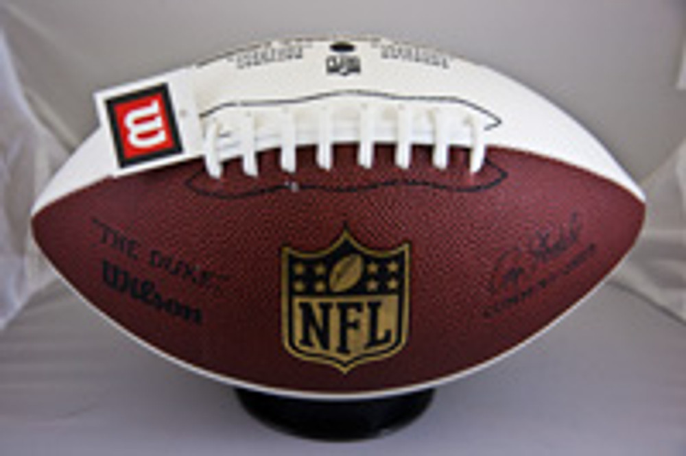 One of a kind Personalized NFL Football customized just the way you want. Don't miss your chance for a once in a life time gift! Ideal for any sports nut!