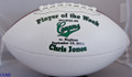 Player of the week Imprinted Football