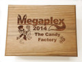 These boxes make great awards for corporate outings and golf tournaments.