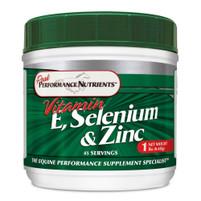 Vitamin E, Selenium & Zinc