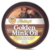 Golden Mink Oil Leather Preserver