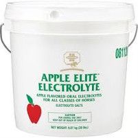 Apple Elite Electrolyte 20 lb pail