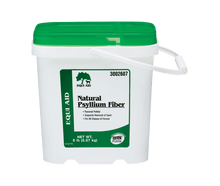 Equi Aid Natural Psyllium Fiber Powder 5 lbs