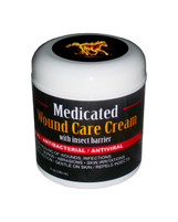 E3 Elite Medicated Wound Cream 6 oz