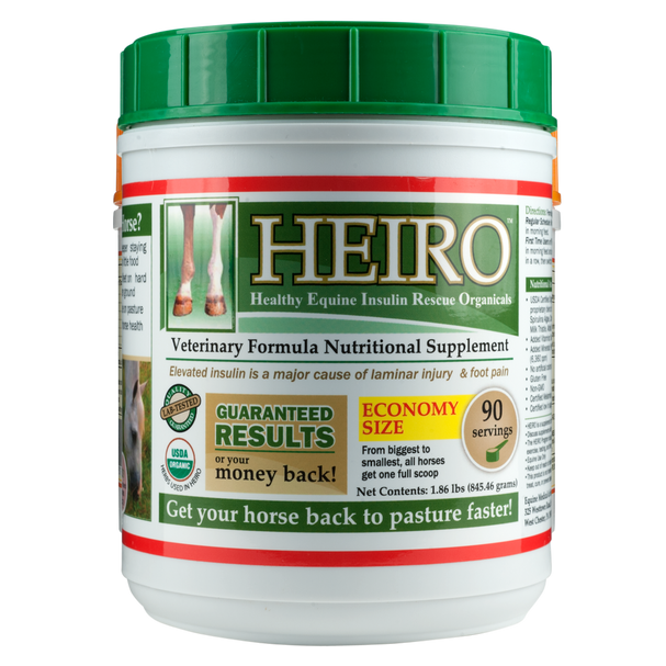 HEIRO Equine Insulin Resistance Product 90 servings