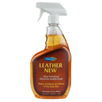 Leather New Liquid Saddle Soap 32 oz Spray
