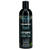 Eqyss Micro Tek Medicated Pet Shampoo 16oz