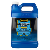 Pyranha Equine Spray N Wipe 128 oz