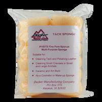 Tack Sponge Pack