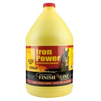Finish Line Iron Power Gallon