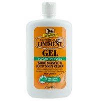 Absorbine Veterinary Liniment Gel 12 oz