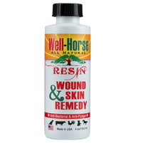 Well-Horse Antibacterial Healing Resin 4 oz