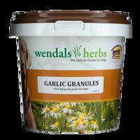 Wendals Herbs Dog Garlic Granules