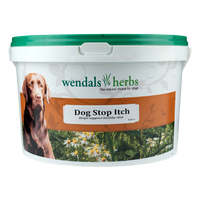 Wendals Herbs Dog Stop Itch 250 gms