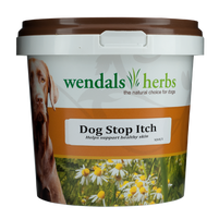 Wendals Herbs Dog Stop Itch 500 gms