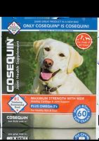 Cosequin Maximum Strength w/ MSM Plus Omega-3's Soft Chew Minis