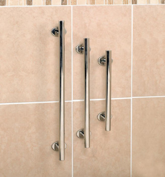 Homecraft Polished Steel Bath & Shower Grab Rail