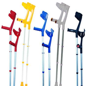 Magic Twin Strong Adjustable Crutches