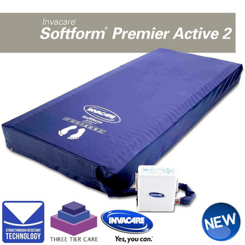 Softform Premier Active 2 High Risk Dynamic Mattress (Crib 5)