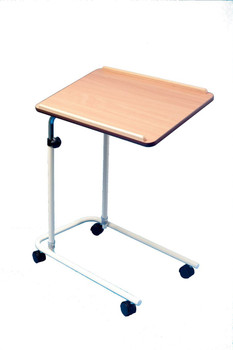 Wheeled Over Bed / Chair Table