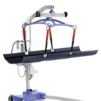 Stature/Presence Stretcher With Adjustment Cradle