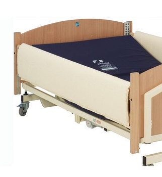 Bradshaw Bed Extra high Siderail Pads (Pair)