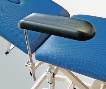 Doherty Bariatric Plinth Phlebotomy Arms