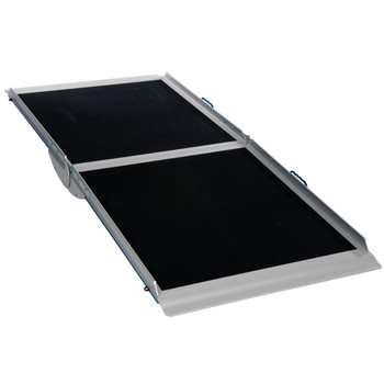 Aerolight Broad Lightweight Portable Bi-Folding Ramp