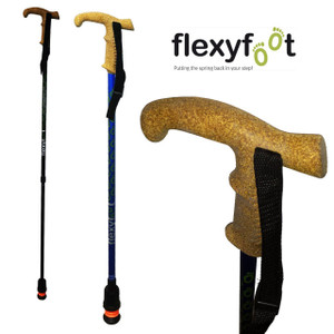 The Flexyfoot Urban Telescopic Walking/Hiking Pole