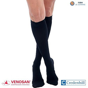 VENOSAN Silverline Compression Socks for Men 20-30 mmHg