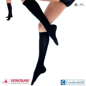 VENOSAN Silverline Womens Compression Socks 20-30 mmHg