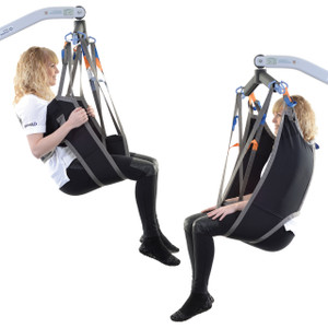 Oxford Toileting Sling With Padded Legs