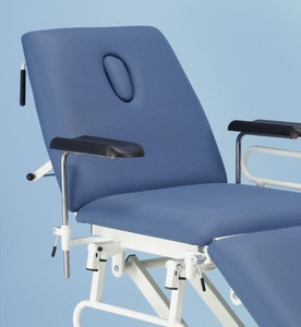 Doherty Plinth Phlebotomy Arms (Pair)