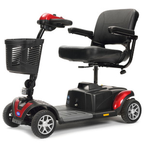 TGA Zest Full Suspension 4mph Boot Scooter