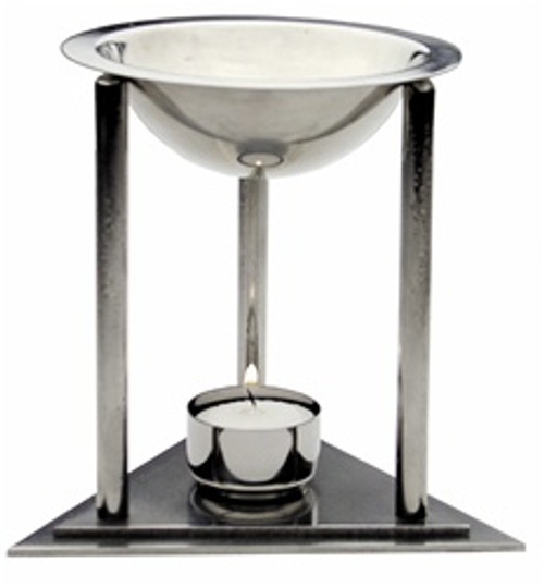 Candle Diffuser - Acropolis Stainless Steel Lamp Kit