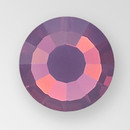 MC Chaton Rose in Amethyst Opal color, size ss10, foiled back
