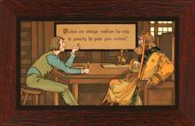 Taber Prang Print - Riches Framed