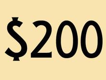 $200 Ford Craftsman Studios Gift Certificate
