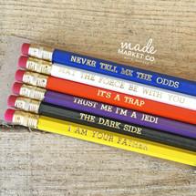 Star Wars Pencil Set