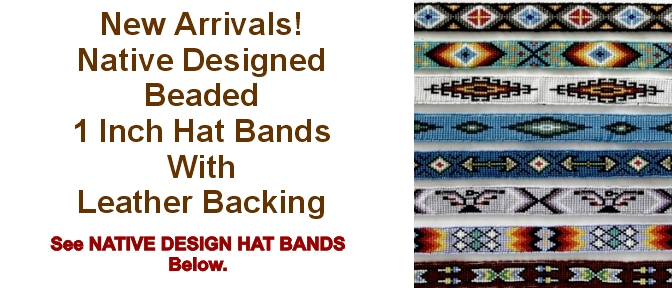 Hat Bands Page 1 Old West Gallery