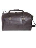 DUFFLE.  THREE-WAY TOP ZIP CLOURE.  DOUBLE HANDLES WITH BUCKLE DETAIL.  EXTERIOR SIDE ZIP POCKET.  ROOMY INTERIOR WITH PADDED OPEN POCKET WITH VELCRO CLOSURE FOR TABLET.  REMOVABLE AND ADJUSTABLE SHOULDER STRAP.  IMPORT.